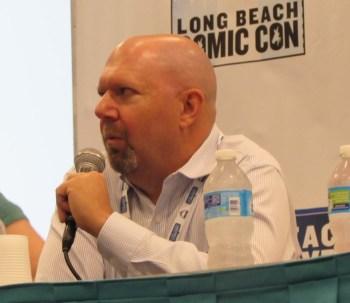 Long Beach Comic Con, LBCC 2015, Marc Guggenheim