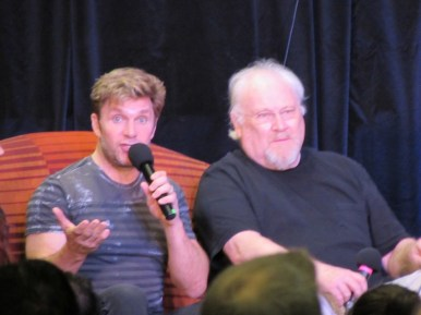 Star Trek Continues: The White Iris - Colin Baker