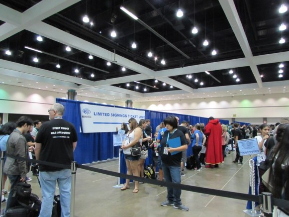 WonderCon 2016 Friday9