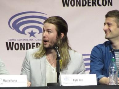 WonderCon 2016, The Nerdist, Kyle Hill, Matt Grosinger