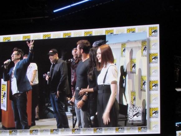 SDCC 2016, Marvel Studios, Guardians of the Galaxy Vol. 2