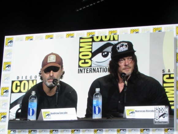 SDCC 2016, The Walking Dead