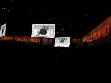 SDCC 2016, Warner Bros, Kong: Skull Island