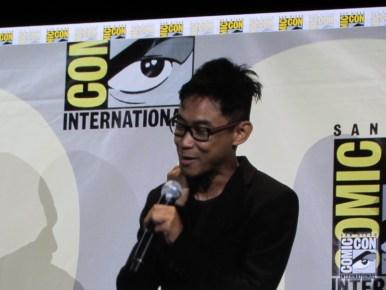 SDCC 2016, Warner Bros, DC movies, James Wan