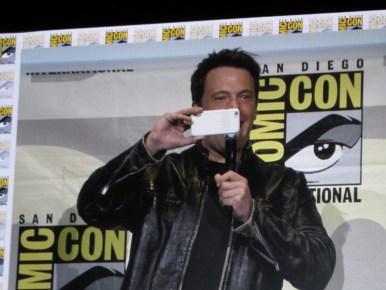 SDCC 2016, Warner Bros, DC movies, Ben Affleck