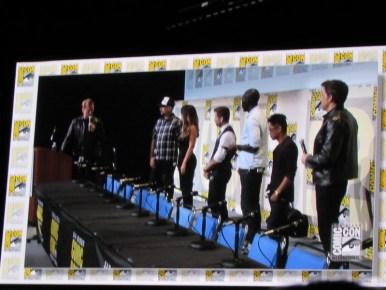 SDCC 2016, Warner Bros, DC movies