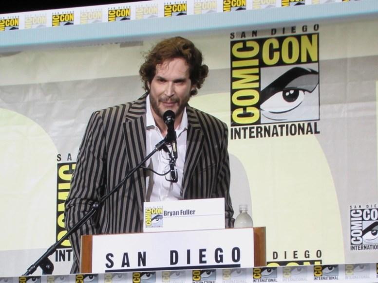 SDCC 2016, Star Trek, Bryan Fuller