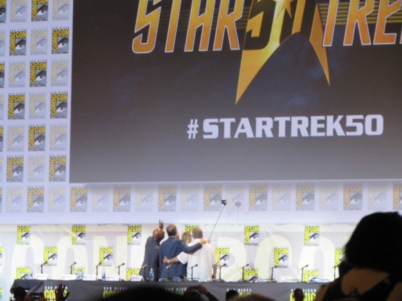 SDCC 2016, Star Trek