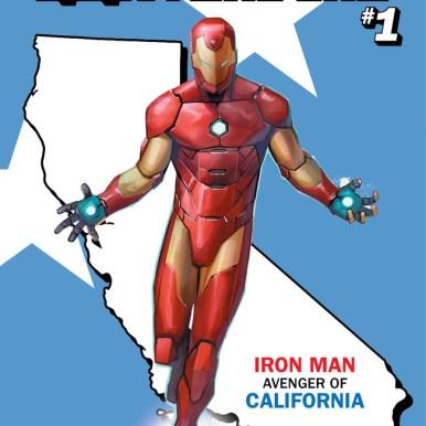 USAvengers, Iron Man