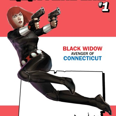 USAvengers, Black Widow