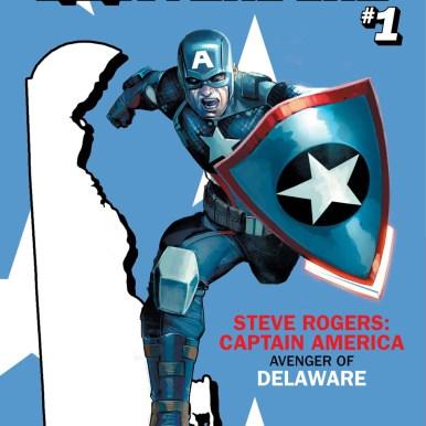 USAvengers, Steve Rogers