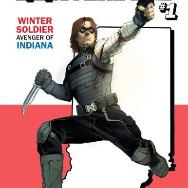 USAvengers, Winter Soldier