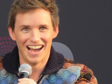 EW PopFest 2016, Fantastic Beasts and Where to Find Them, Eddie Redmayne