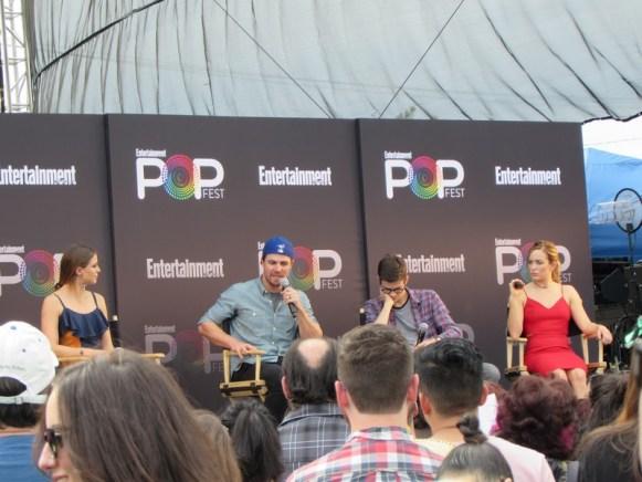 EW PopFest 2016, CW Superheroes