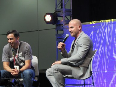 Stan Lee's LA Comic Con 2016,, Dominic Purcell
