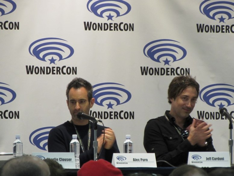 WonderCon 2017, From Stage to Screen: Rock Stars on Becoming Film & TV Composers, Alec Puro, Jeff Cardoni