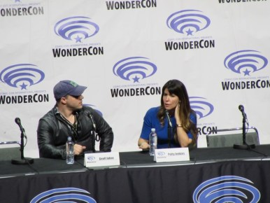 WonderCon 2017, Warner Bros, Wonder Woman, Geoff Johns, Patty Jenkins