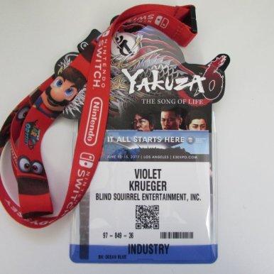 E3 2017 badge