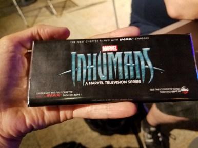 SDCC 2017, Marvel's Inhumans