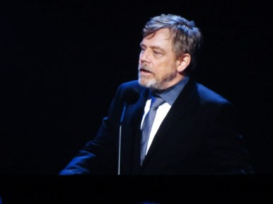 D23 Expo Friday, Legends, Mark Hamill
