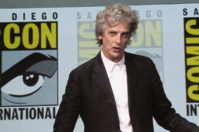 SDCC 2017, Doctor Who