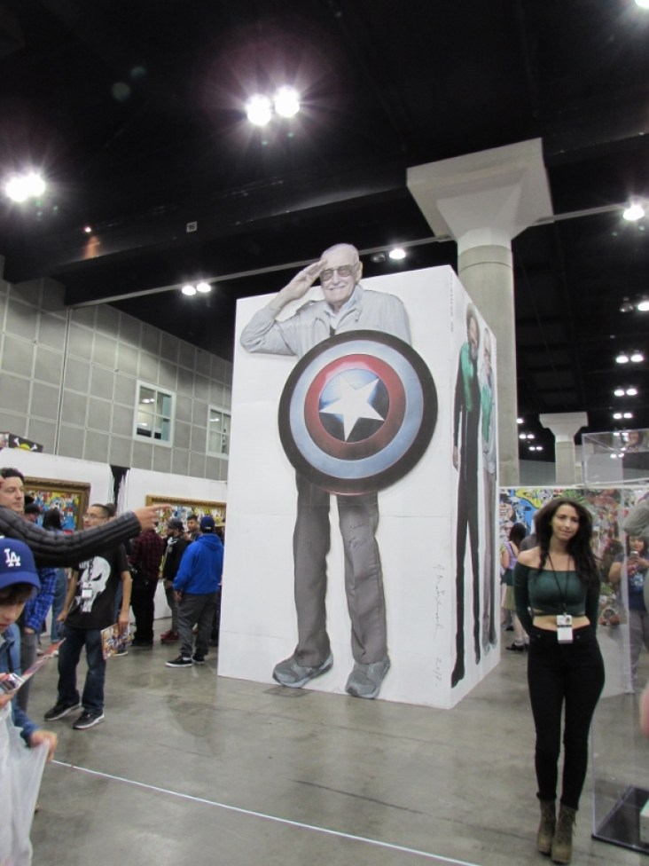 Stan Lee's LA Comic Con 2017