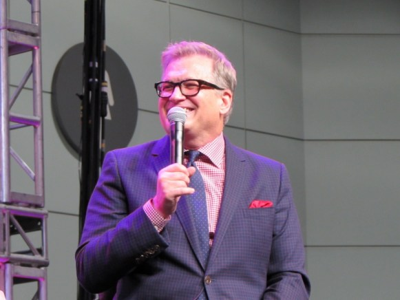 Drew Carey at LA Comic Con 2017
