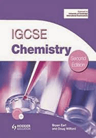IGCSE Chemistry Student Book (2nd Edition) by Bryan Earl & Doug Wilford