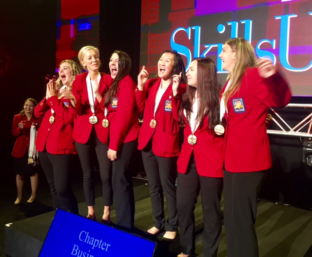 GCIT SkillsUSA Chapter Has Another Successful Year - News and
