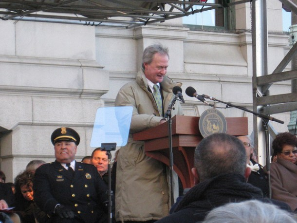 Gov. LIncoln Chafee