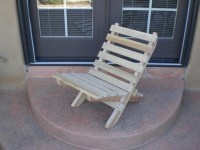 free plans for outdoor wooden chairs | Quick Woodworking ...