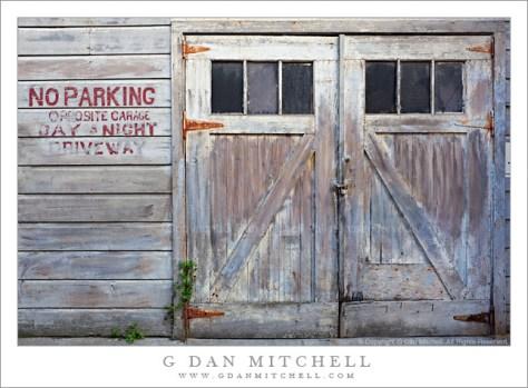 Garage Doors, Virgil Street