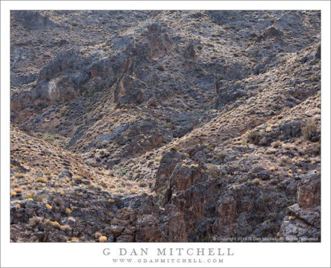 Desert Mountain Valley