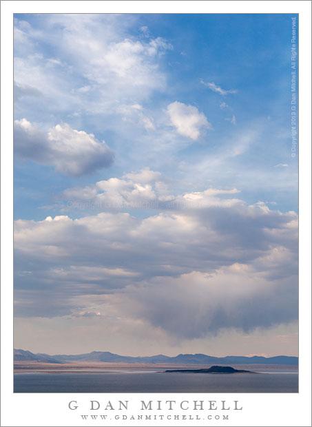 Desert Sky, Negit Island