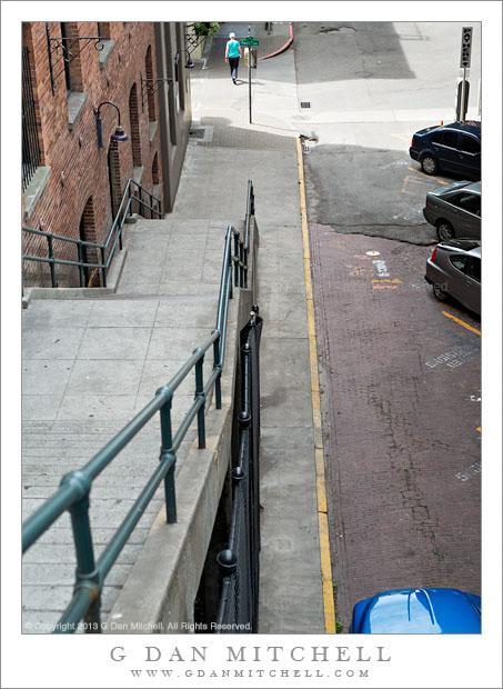 Pedestrian, Steps
