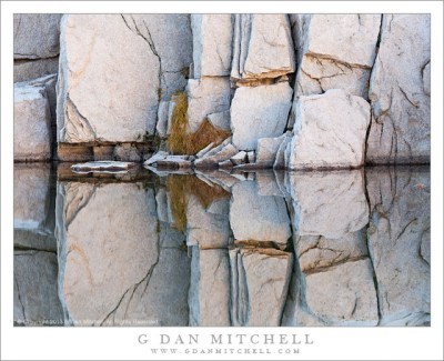 Fractured Granite, Reflections