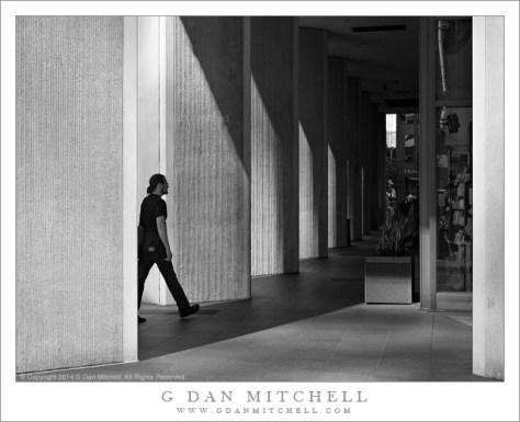 Walking Man, Columns