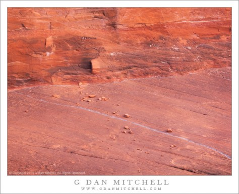 A Story in Red Rock