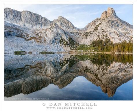 Morning Reflection, Granite Ridge