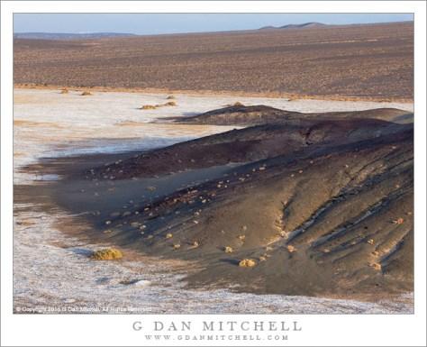 Dark Hills, Death Valley