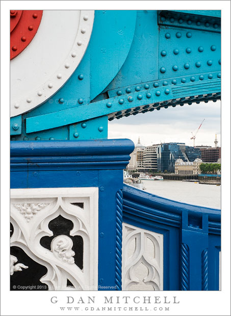 Detail, Tower Bridge
