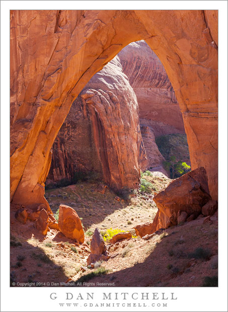 Arch and Canyon