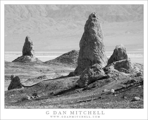 Pinnacles, Searles Valley
