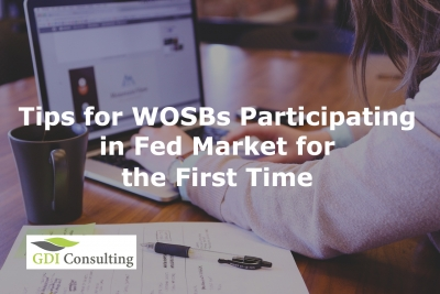 Tips for WOSBs Participating in Fed Market for the first time