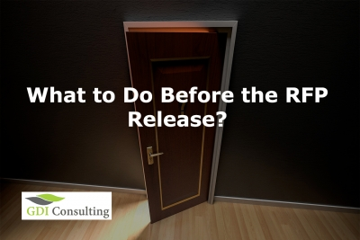 What to Do Before the RFP Release?