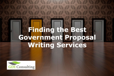 Best Government Proposal Writing Services