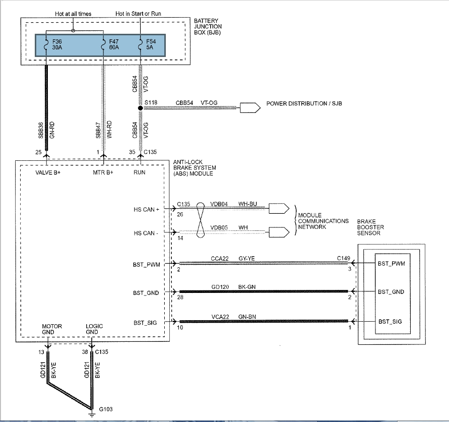 Abs Wiring Diagrams Wiring Diagram