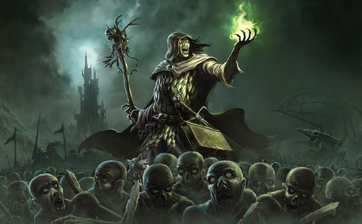 D&D ed il Necromante (parte 4): Il Necromante del Terrore