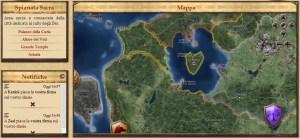ror mappa di gioco fantasy