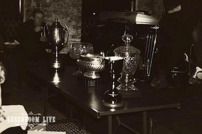 All the big Irish Rally trophies